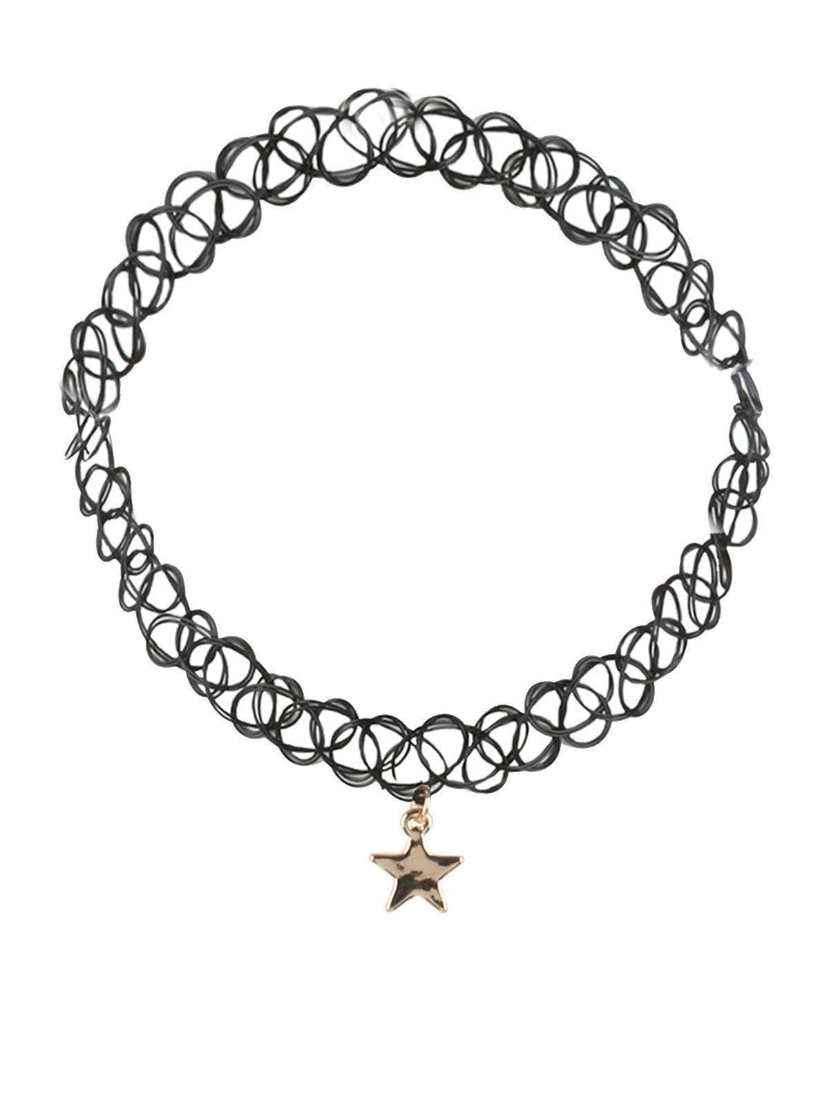 Frizzle Star Choker