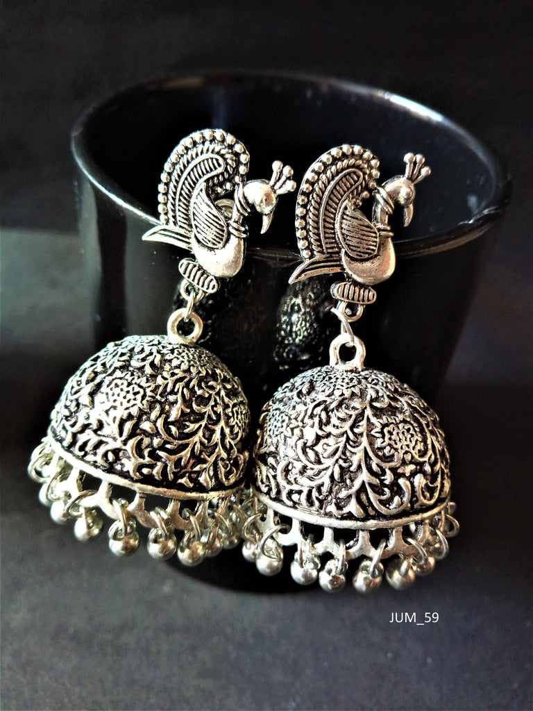 Awesome Mayur Jhumka