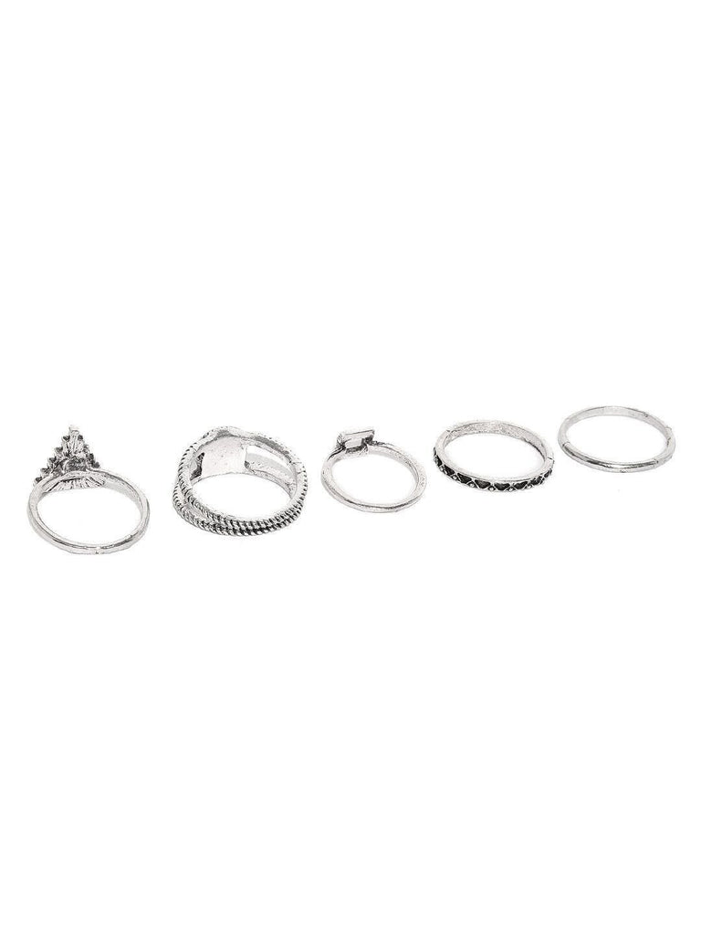 Gisele Ring Set