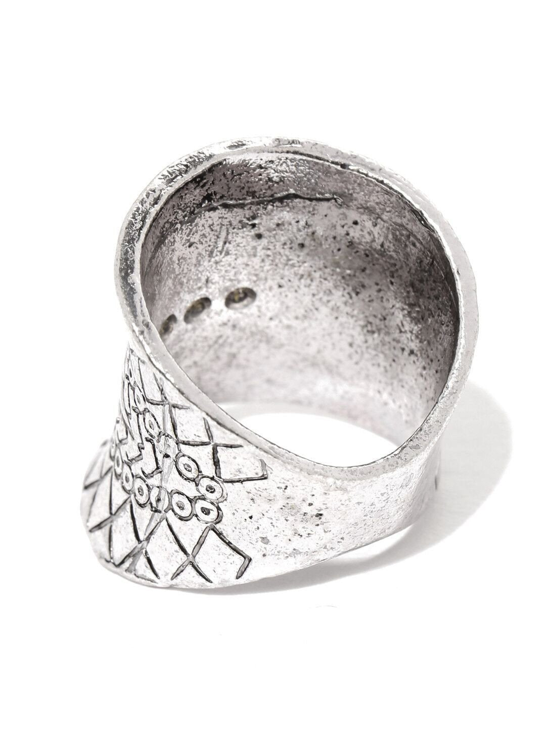 Emily Statement Ring