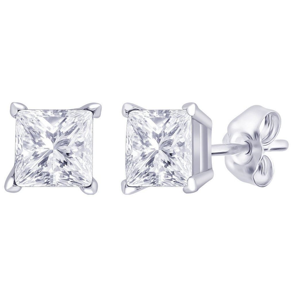 Xilion Square Studs