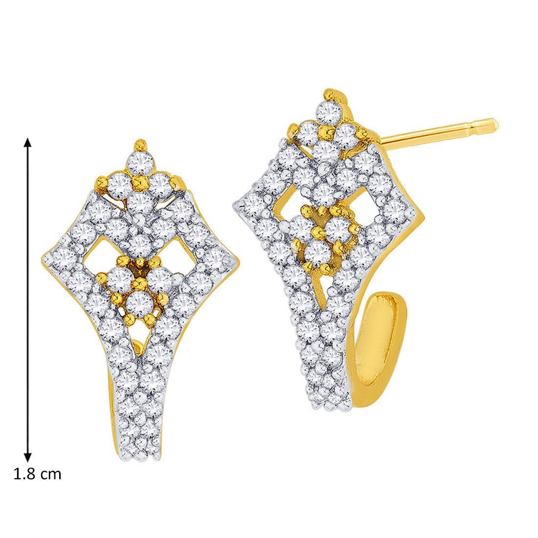 The Neo Elegance Earrings