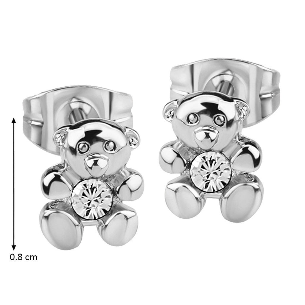 Cute Teddy Studs