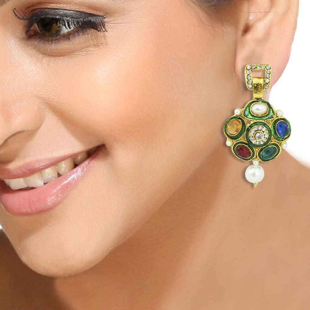 Colourful Boutique Earrings