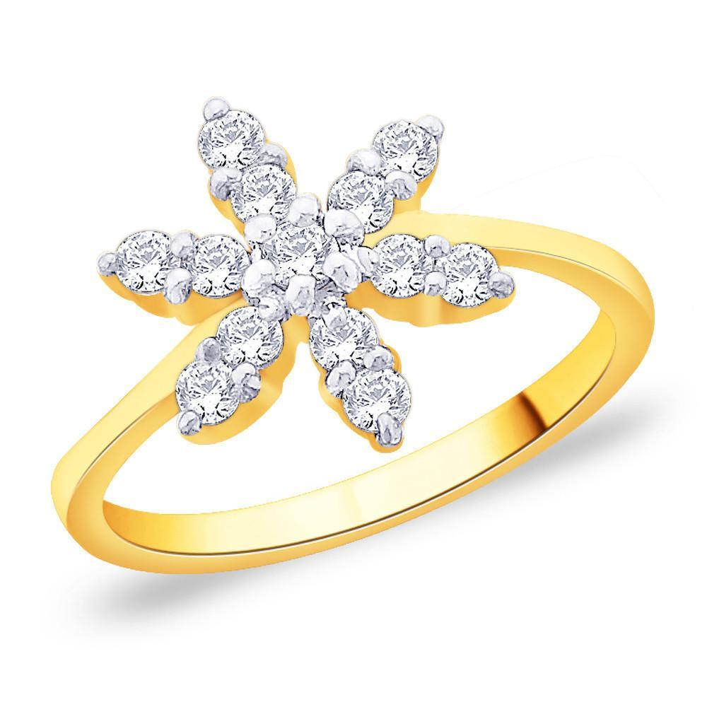 Splendid Blume Ring