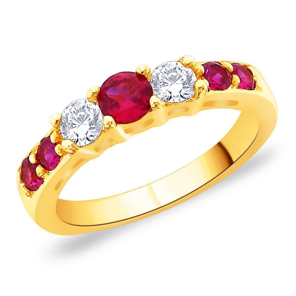 Classic Rosemarry Ring