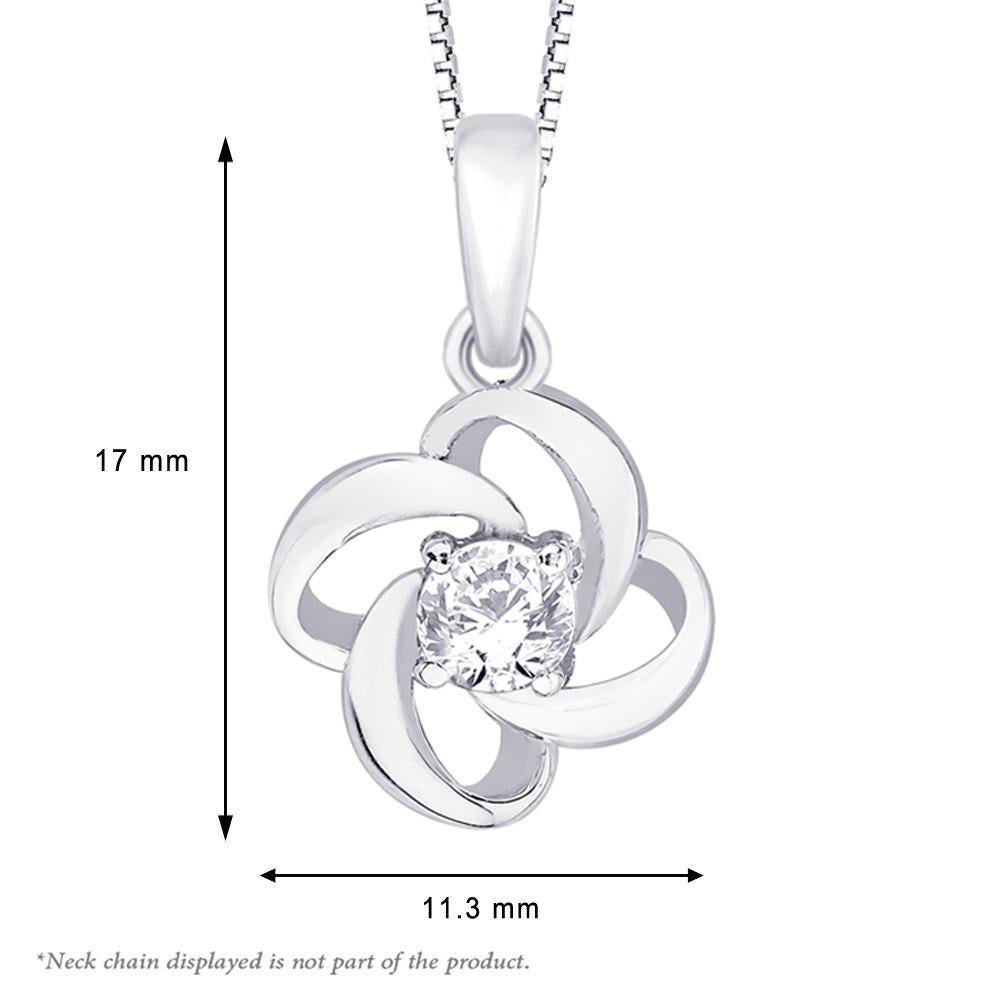 Beautiful Daisy Pendant