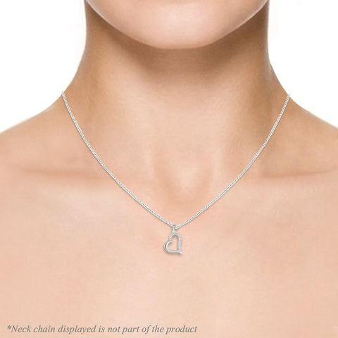 The Elianna Heart Pendant