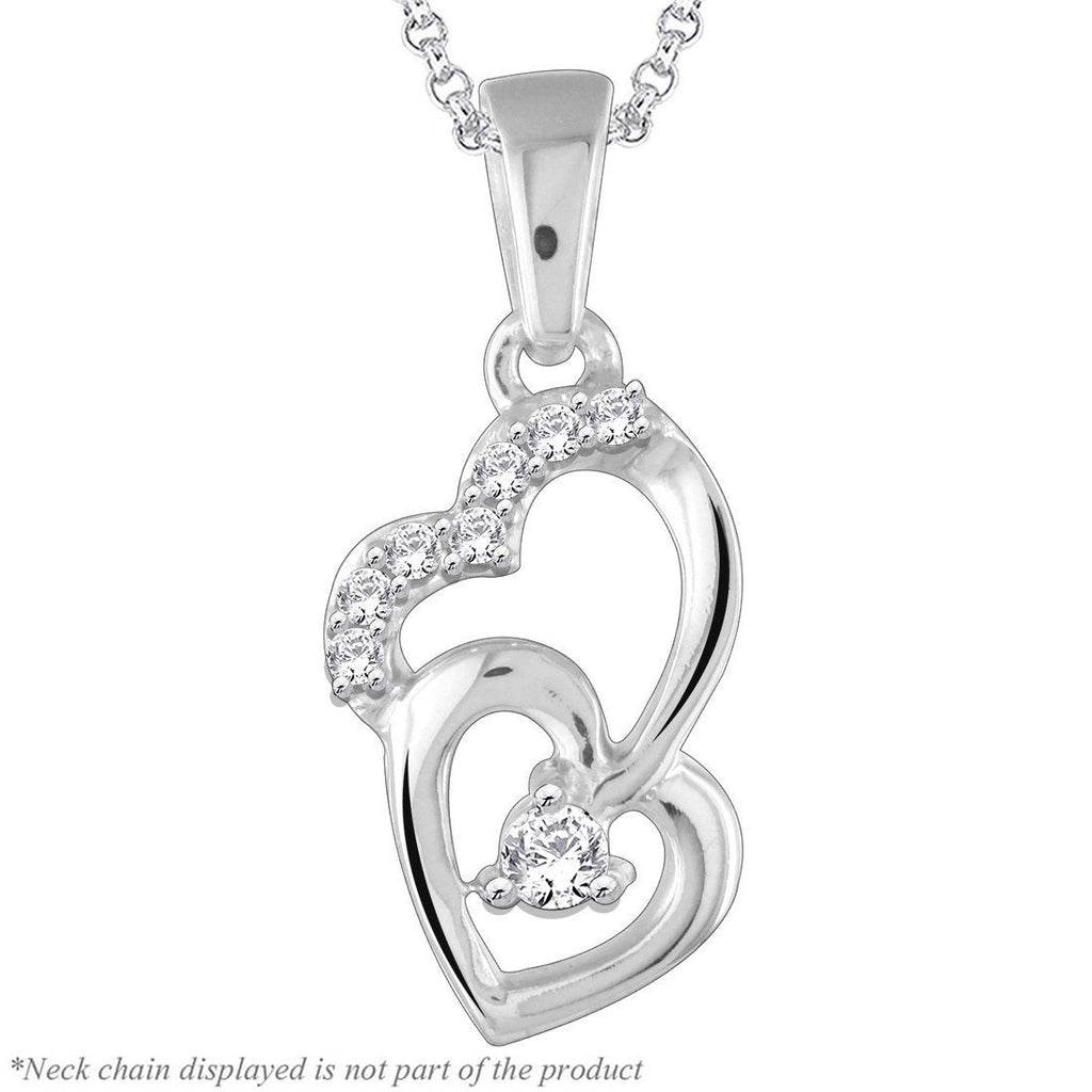 The Amadio Heart Pendant