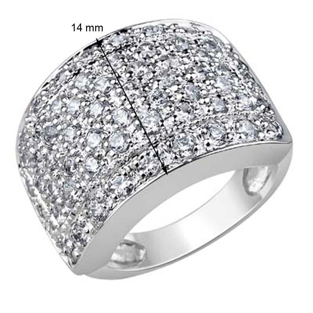Bling Statement Ring For Her