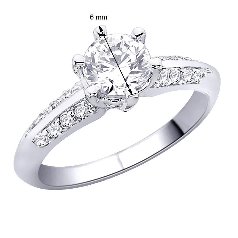 Stylish Promise Ring
