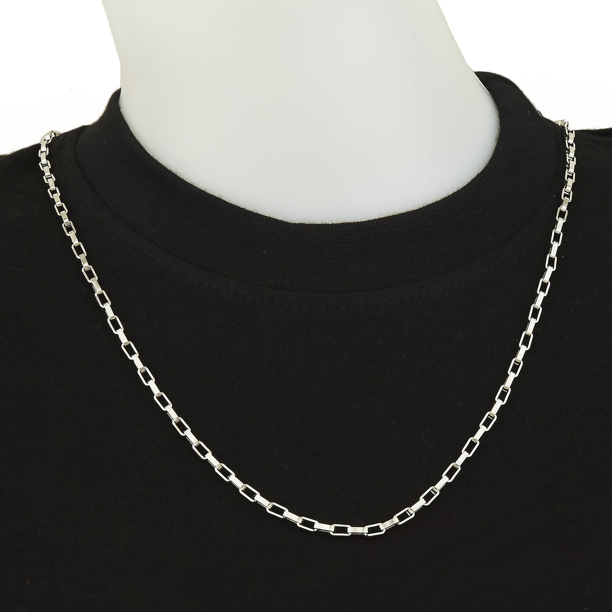 Rectangular Link Chain