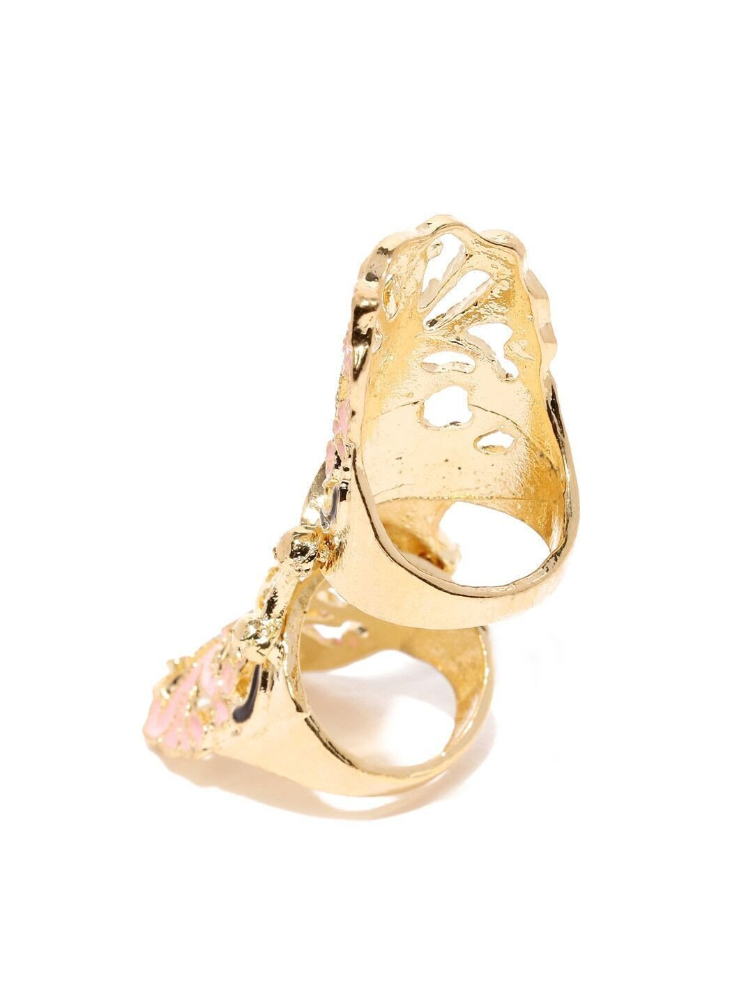 Gold Warrior Princess Ring