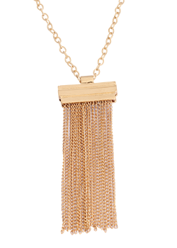 Golden Showers Necklace
