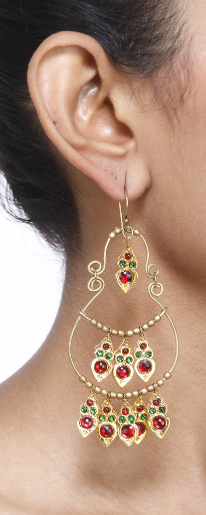 Chandlier Earrings