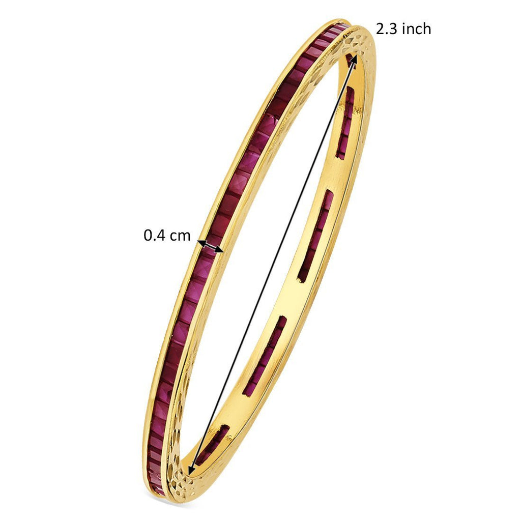 Red Channel Bangle
