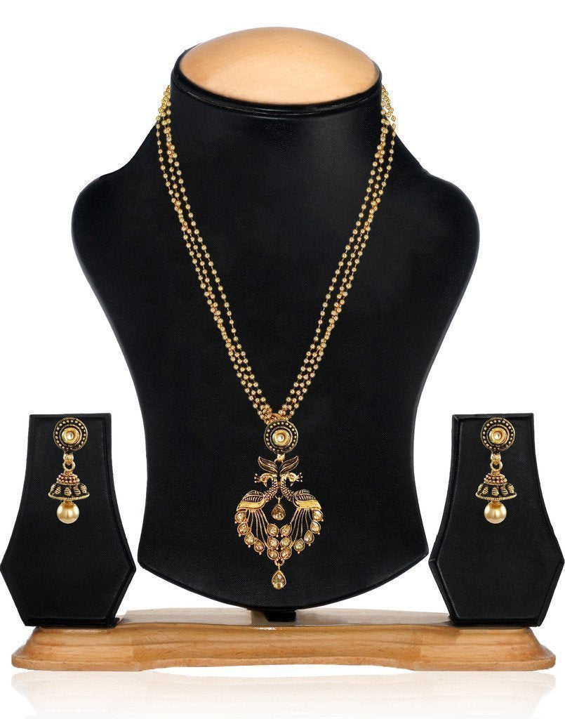 Dark Antique Pendant Set - Zpfk6068