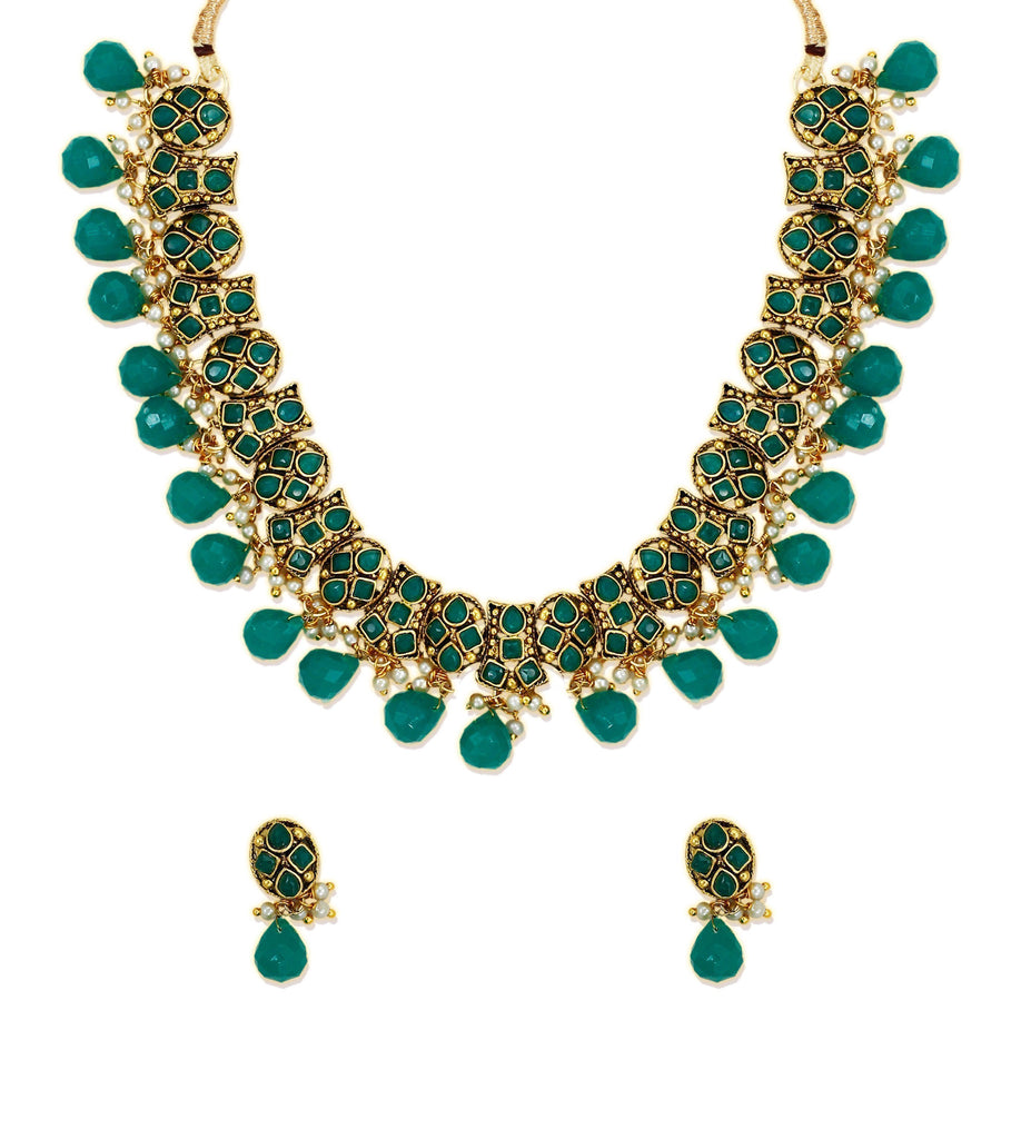 Traditional Necklace Set - Zpfk6137