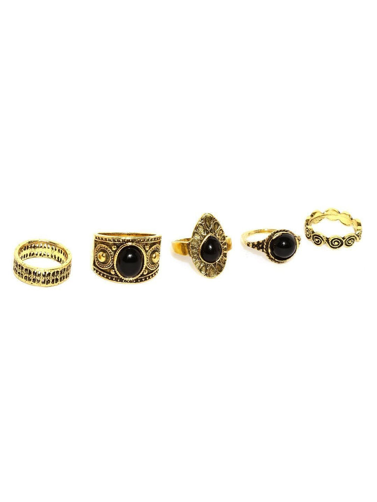 Cara Ring Set