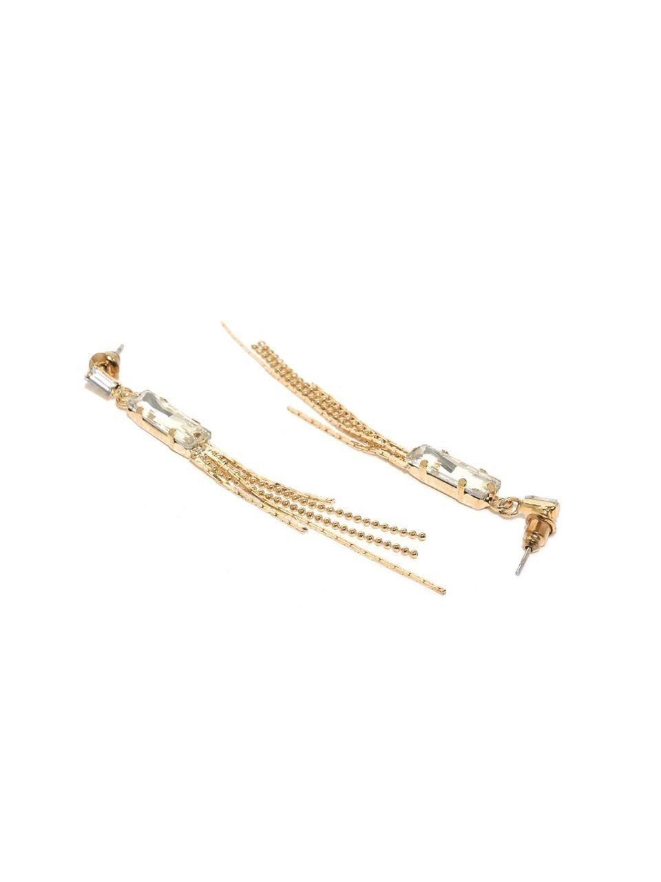 Gold Toned Bella Earrings