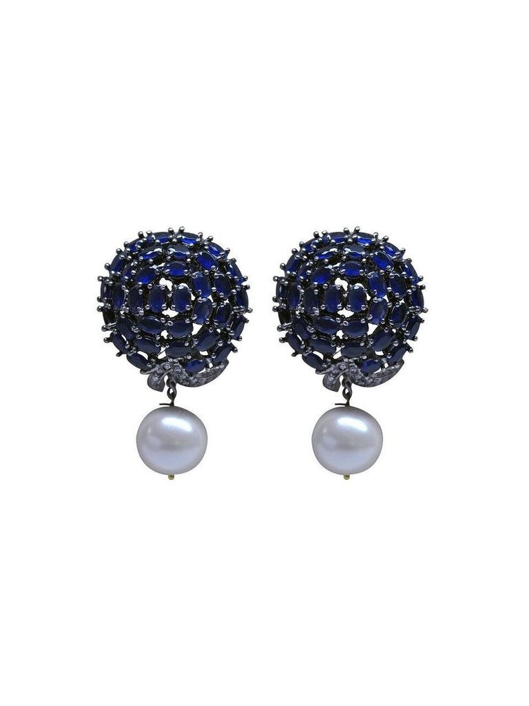 Marine Pearl Earrings