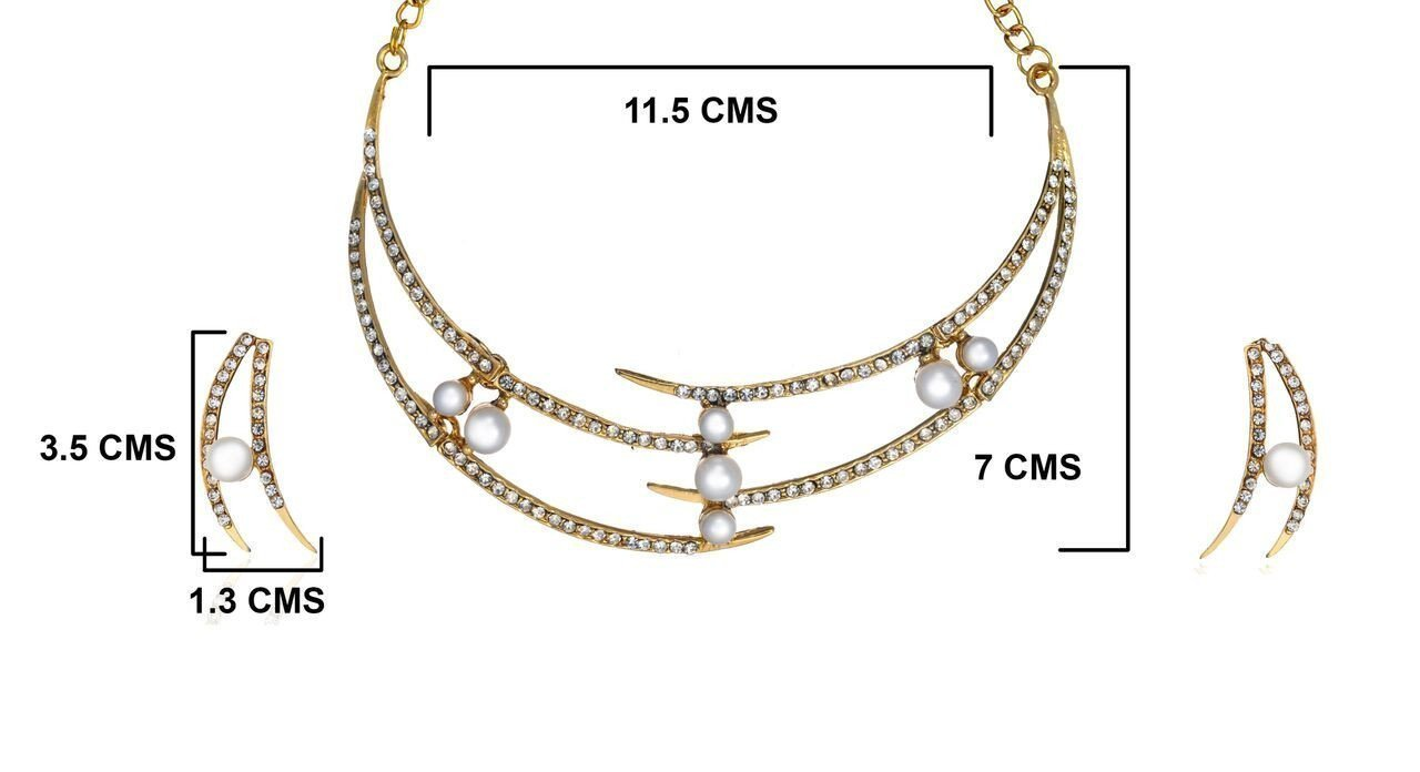 Graceful Necklace Set