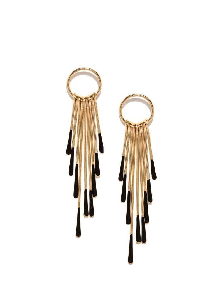 Gold Kendall Earrings