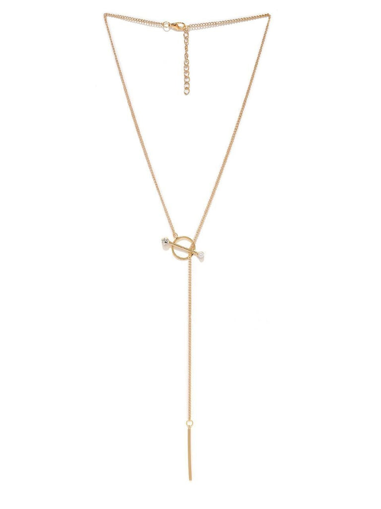 Gold Cynthia Necklace