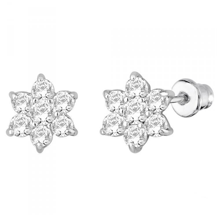 Blossom Bud Studs For Party Wear