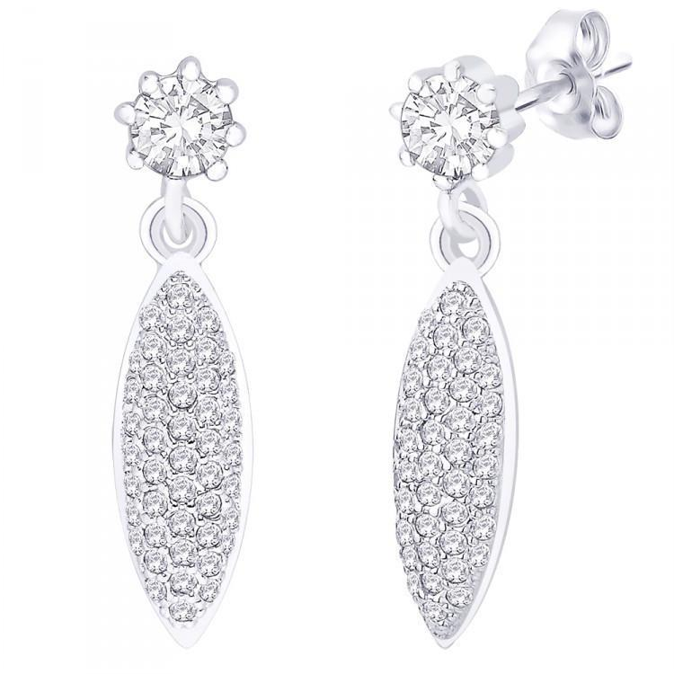 Elite Elongated Earrings
