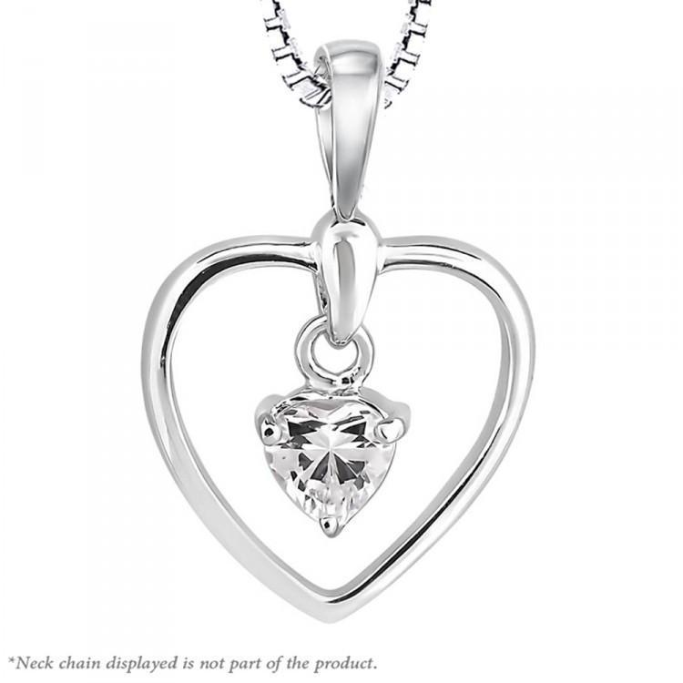 Melodious Heart Pendant