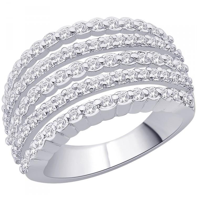 Gracious Glam Ring