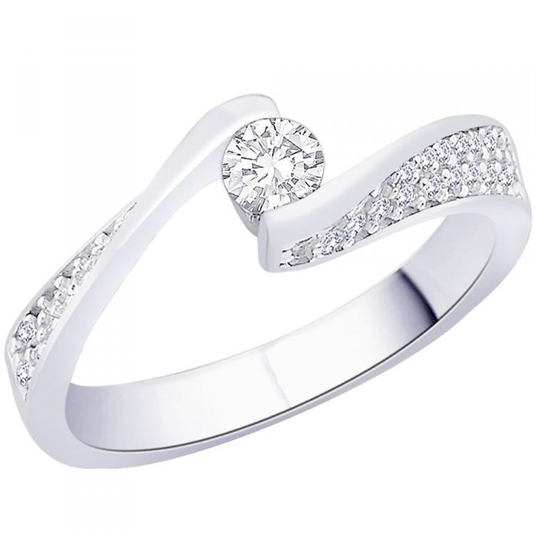 Graceful Tiara Ring