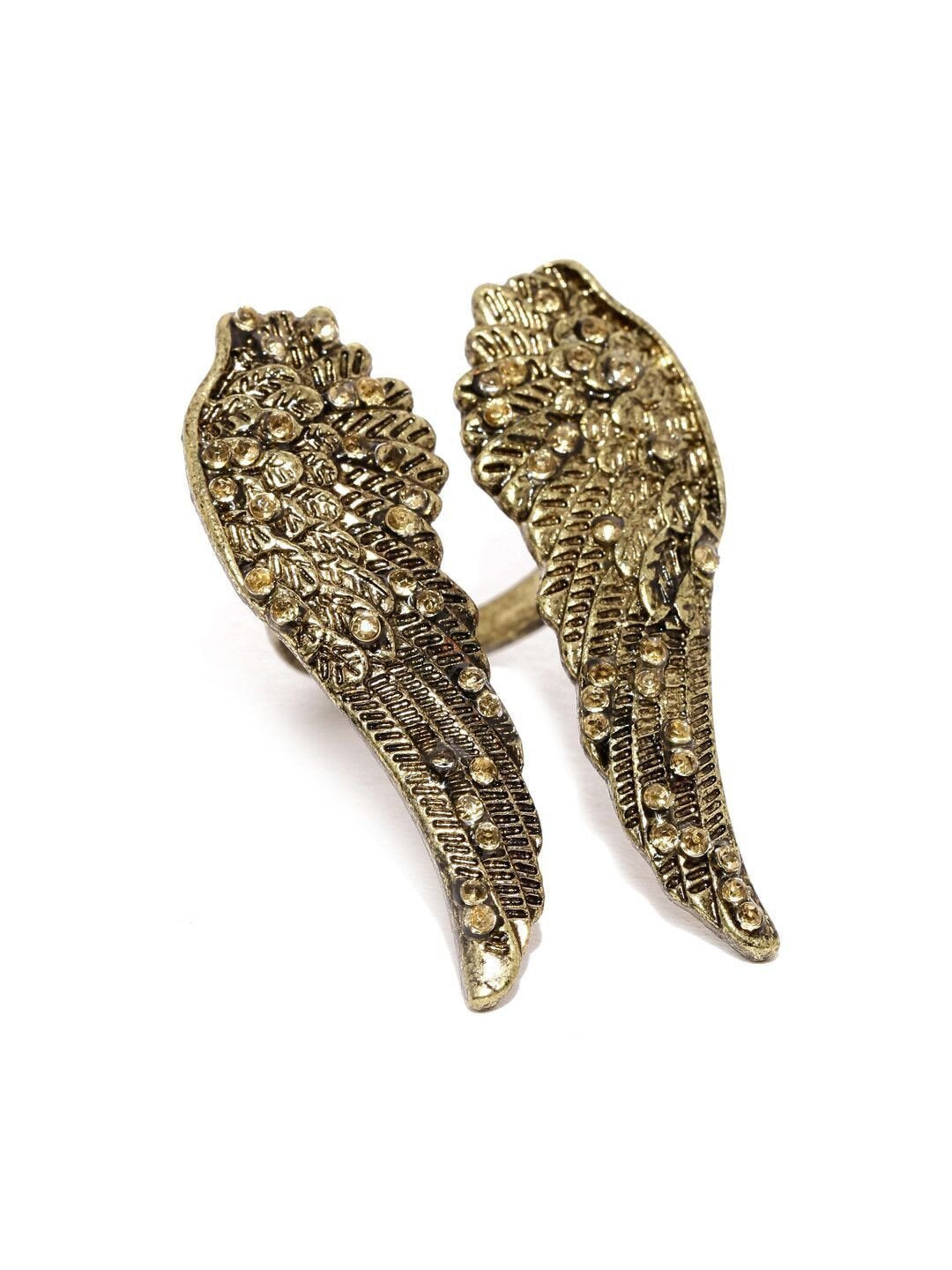 Angel Winged Statement Ring