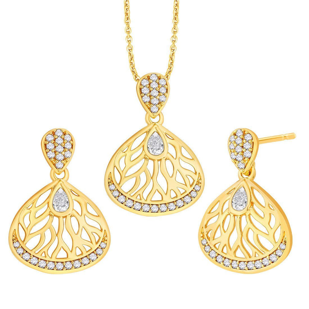 Vine Shine Pendant Set