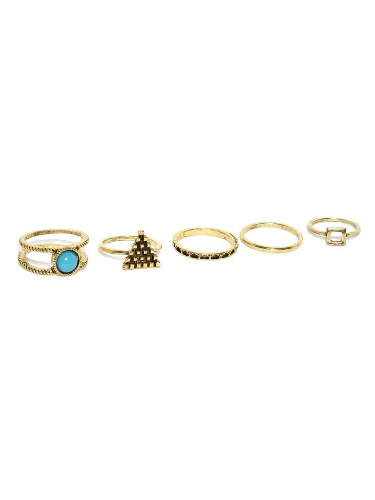 Bella Swan Ring Set