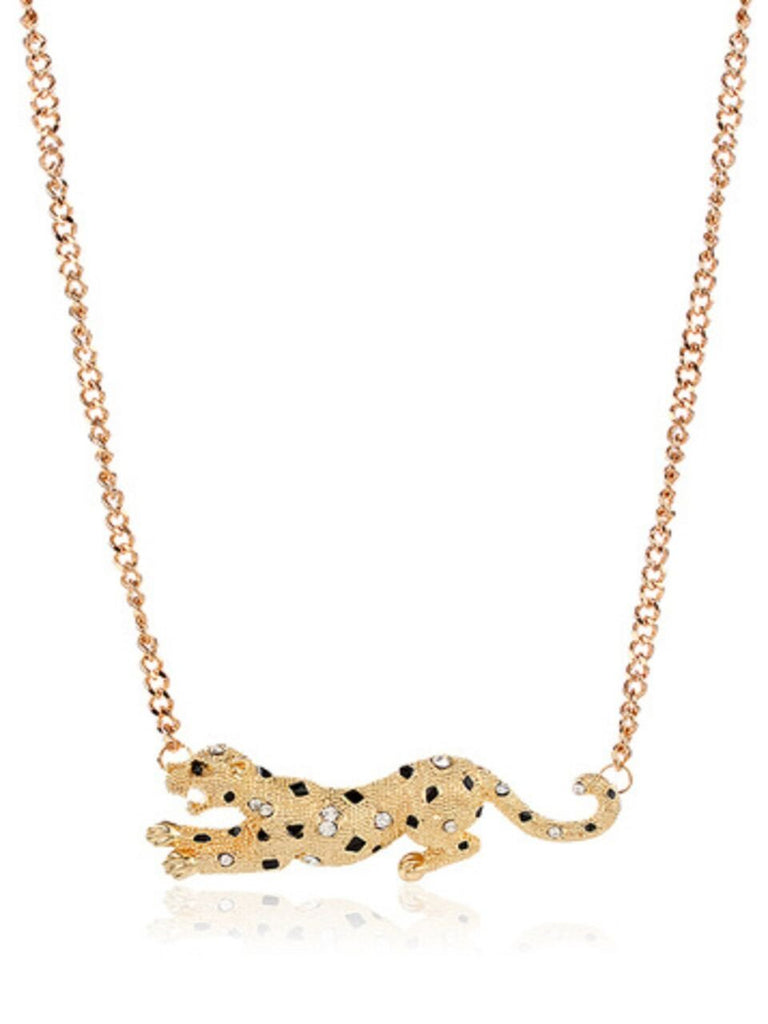 Jaguar Beauty Necklace