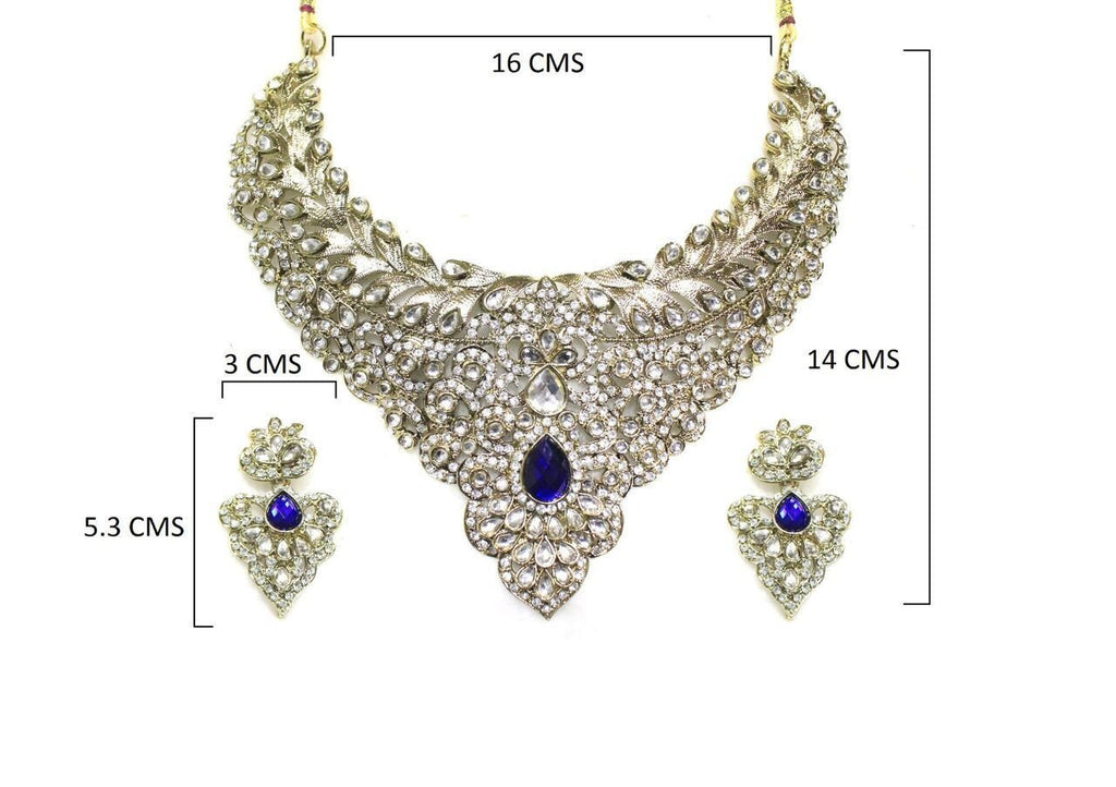 Elegant Traditional Necklace Set