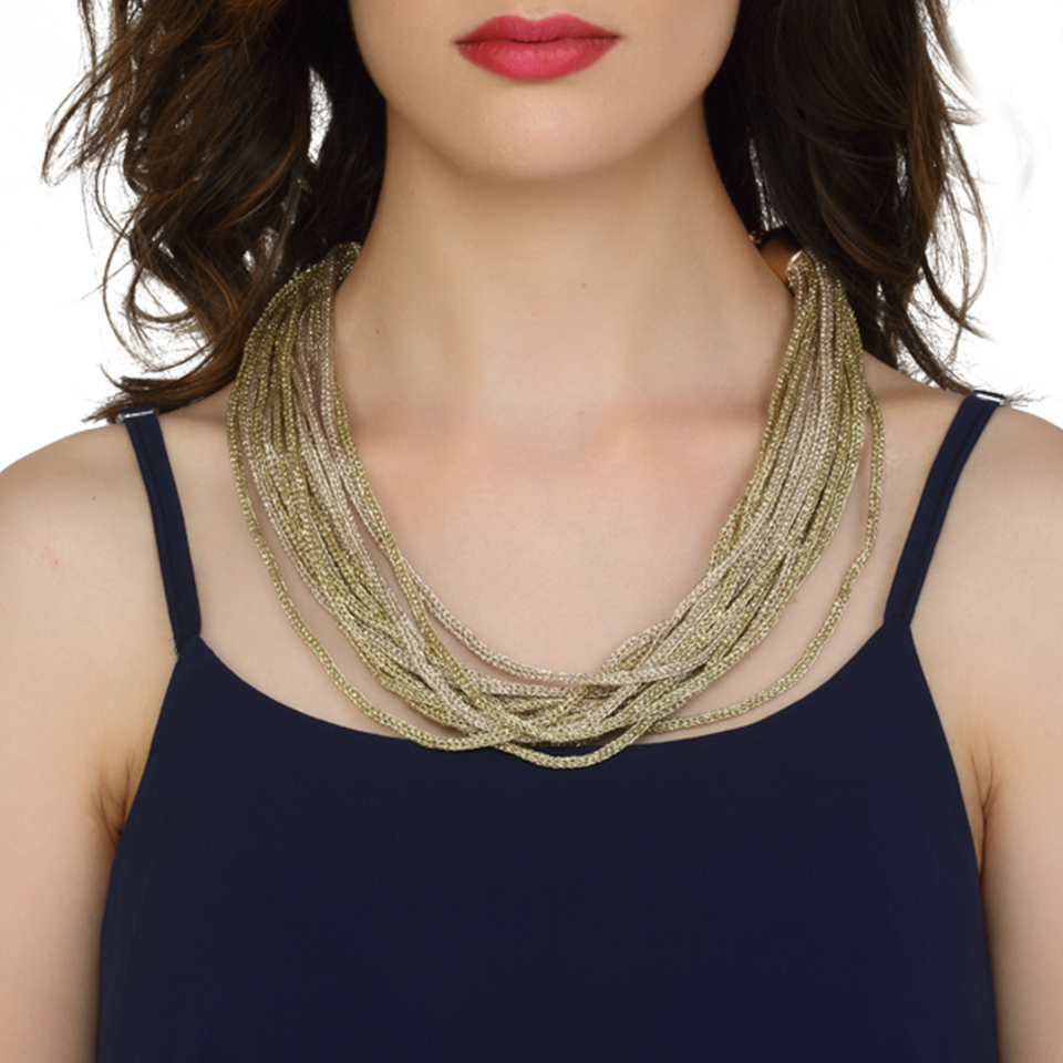Scarf Necklace