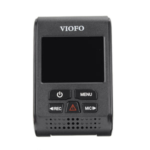 VIOFO A119 V2 Version 1440P 160 Degree Wide Angle Car DVR  -  BLACK