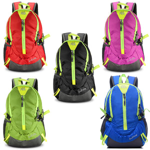 20L Laptop Sport Hiking Travel Backpack Rucksack Outdoor Camping Daypack School Bag Pack
