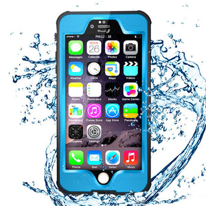 Redpepper Durable IP68 Waterproof Case Enhanced Cover For iPhone 6 6s 4.7Inch