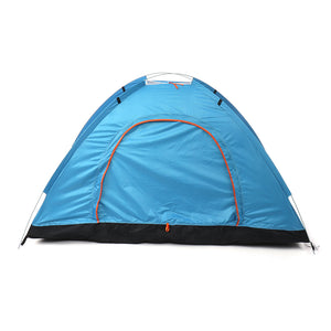 Automatic Instant Popup Tent 1-2 Person Oxford Camping Tent Travel Hiking Sunshade Awning
