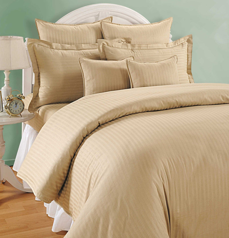 BEIGE DUVET COVERS - CANOPUS - Flickdeal.co.nz
