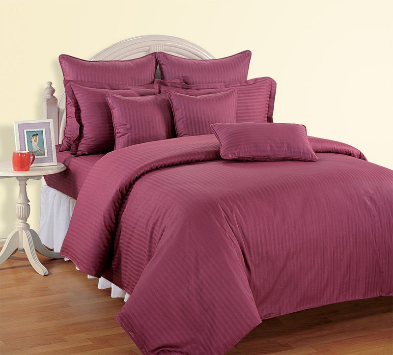 CANOPUS RASPBERRY DUVET COVER - Flickdeal.co.nz