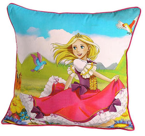 PRINCES KIDS CUSHION COVER - Flickdeal.co.nz