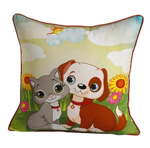 TWOSOME KIDS CUSHION COVER - Flickdeal.co.nz