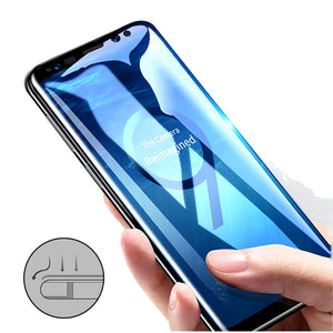 Bakeey 5D Curved Edge Tempered Glass Screen Protector for Samsung Galaxy S9/S9 Plus