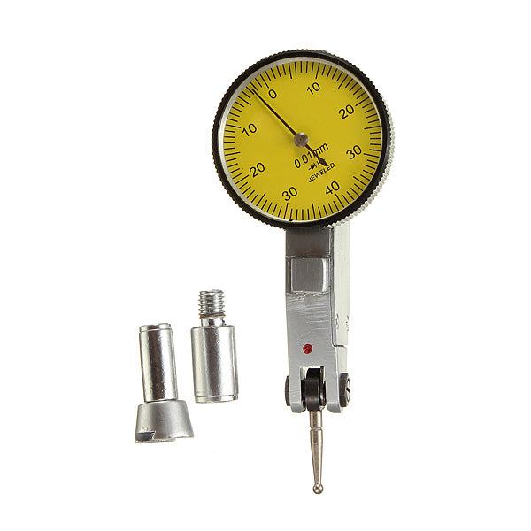 DANIU 40112302 Dial Test Indicator Precision Metric with Dovetail rails