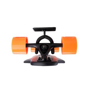 Maxfind Wall Mount Skateboard Holder Durable Home Hooks Protector Clip Longboard Deck Display Wall Horizontal Hanger